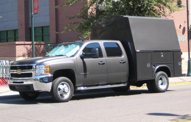 PHX Bomb Squad 2010 Chevy Silverado 3500HD