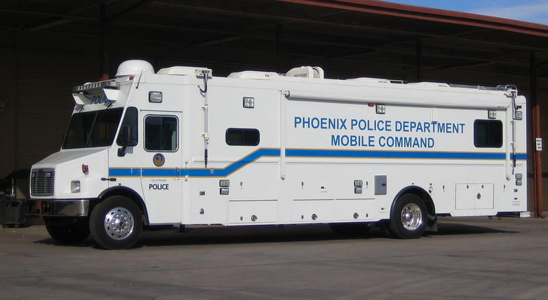 PHX Mobile Command 2005 Freightliner LDV #531075