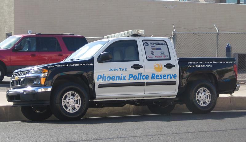 PHX 2006 Chevy Colorado #620750