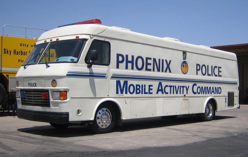 PHX Mobile Activity Command 1991