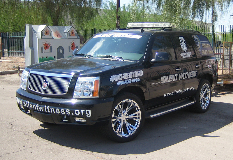 PHX Silent Witness Cadillac Escalade