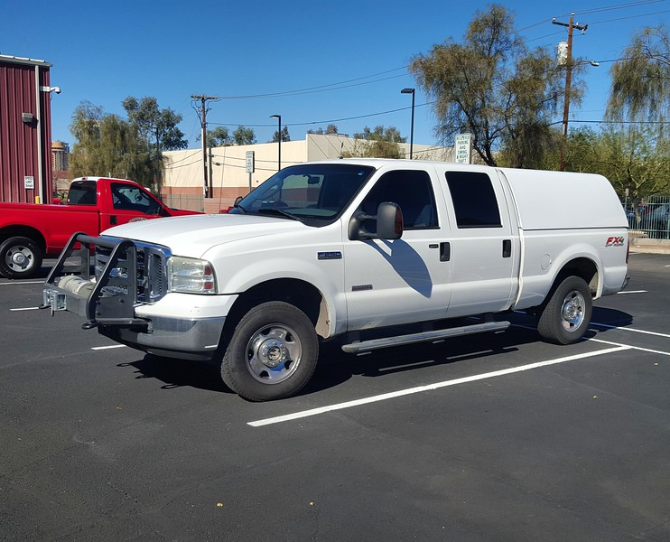 PHX PD Ford F250 UC