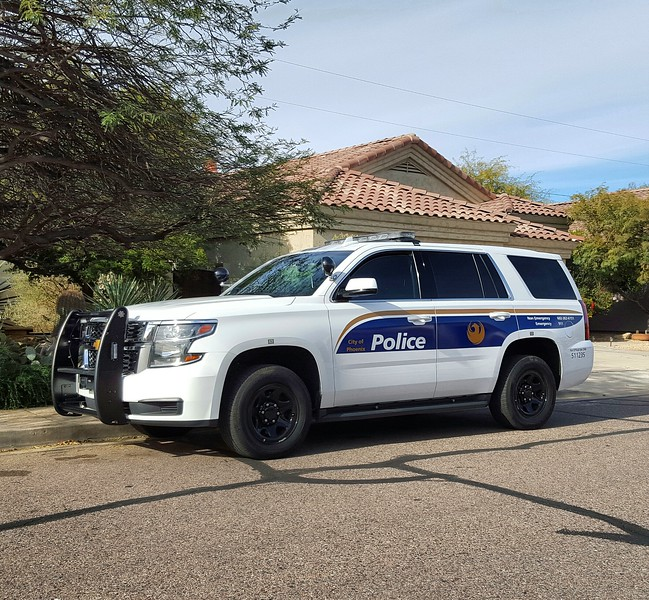 PHX PD Chevy Tahoe #511235