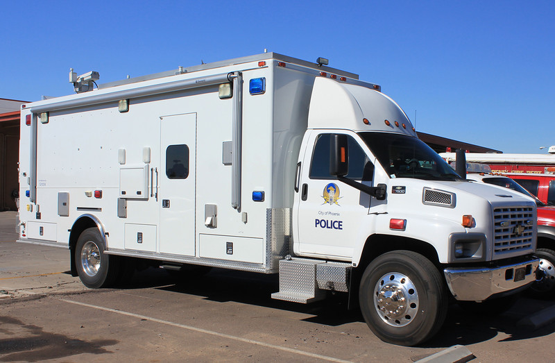 PHX Bomb Squad 2005 Chevy Kodiak C7500 #531074 (ps)