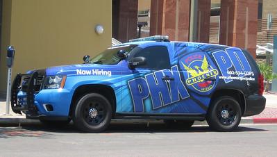 PHX Recruitment Team 2008 Chevy Tahoe