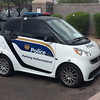 PHX PD Parking Enforcement 2013 Smart Car #311150 (ps)