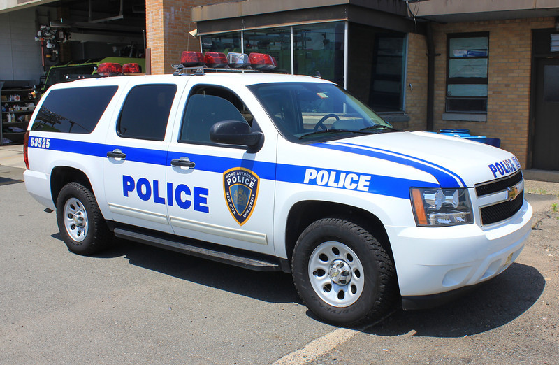 PAPD Teterboro Chevy Suburban #53525 (ps)