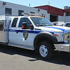 PAPD 2011 Ford F550 Pierce 250gpm 200gwt 450lbs dry chemical #49450