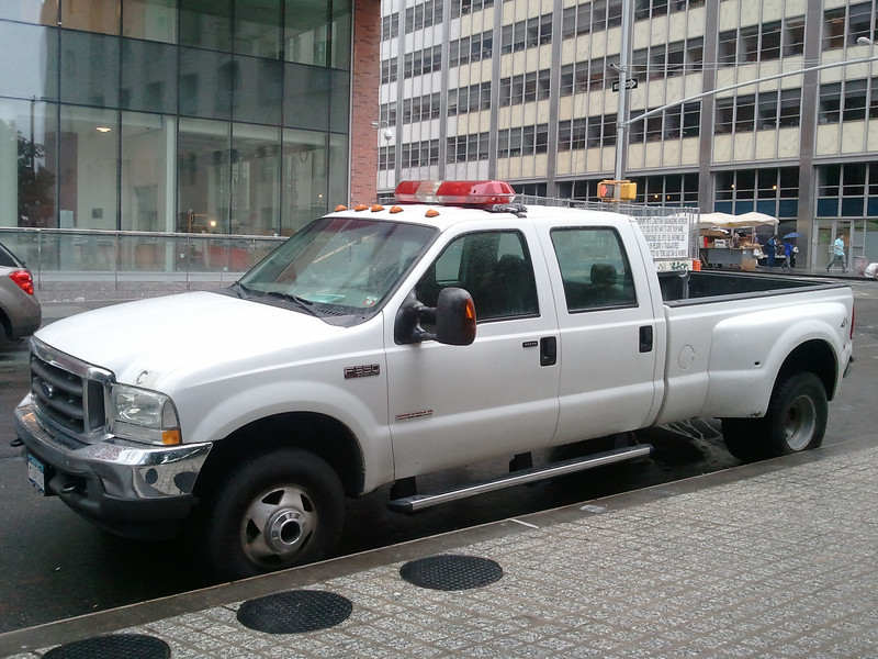 PAPD WTC Ford F550