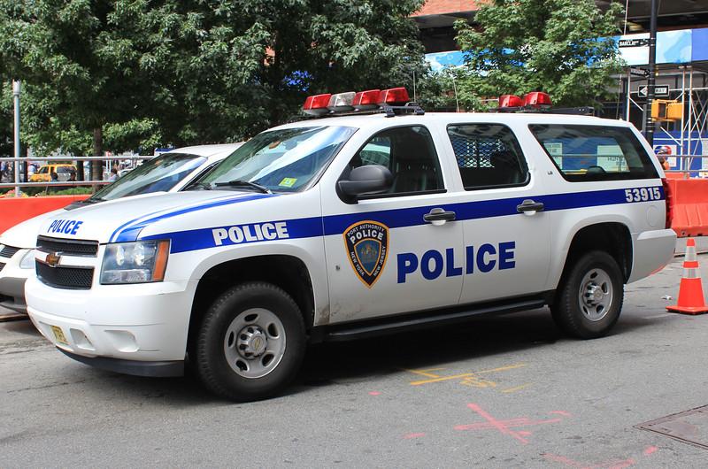 PAPD WTC Chevy Suburban #53915