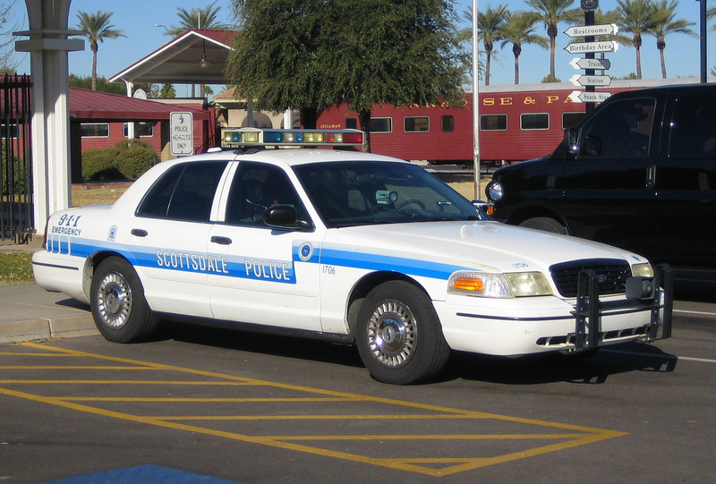 SCT Ford Crown Victoria #1706 (ps)