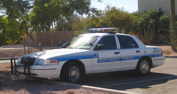 SCT Ford Crown Victoria
