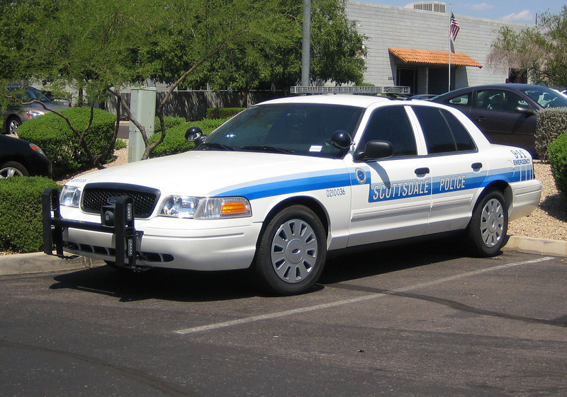 SCT 2010 Ford Crown Victoria #10036