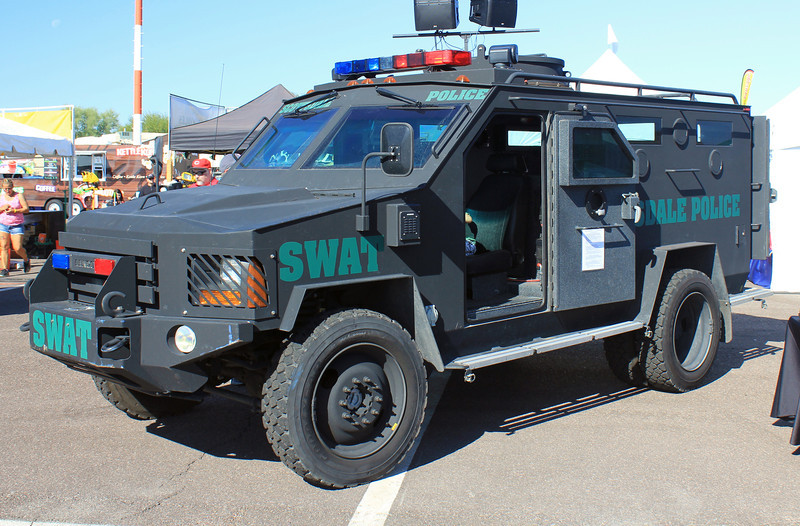SCT PD Lenco Bearcat