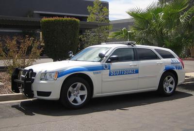 SCT 2008 Dodge Magnum #08197