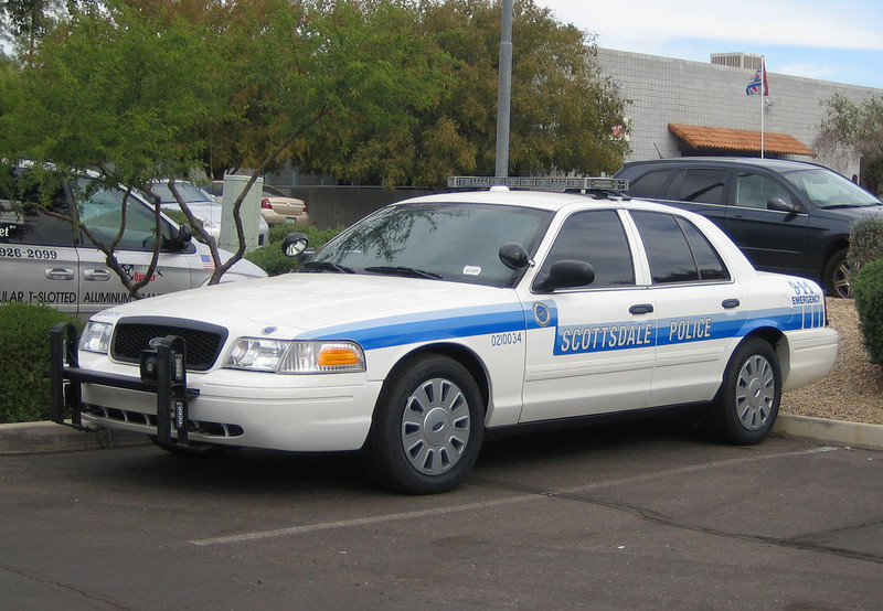 SCT 2010 Ford Crown Victoria #10034