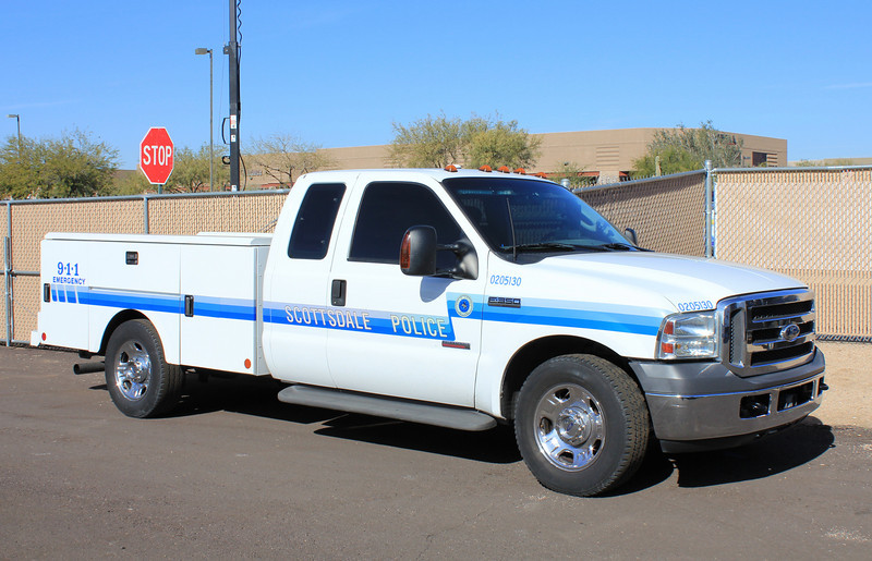 SCT 2005 Ford F350 #0205130 (ps)