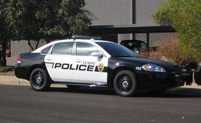 TMP PD 2010 Chevy Impala #792 (PS)