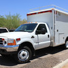 US Border Patrol Ford F450 Wheeled Coach