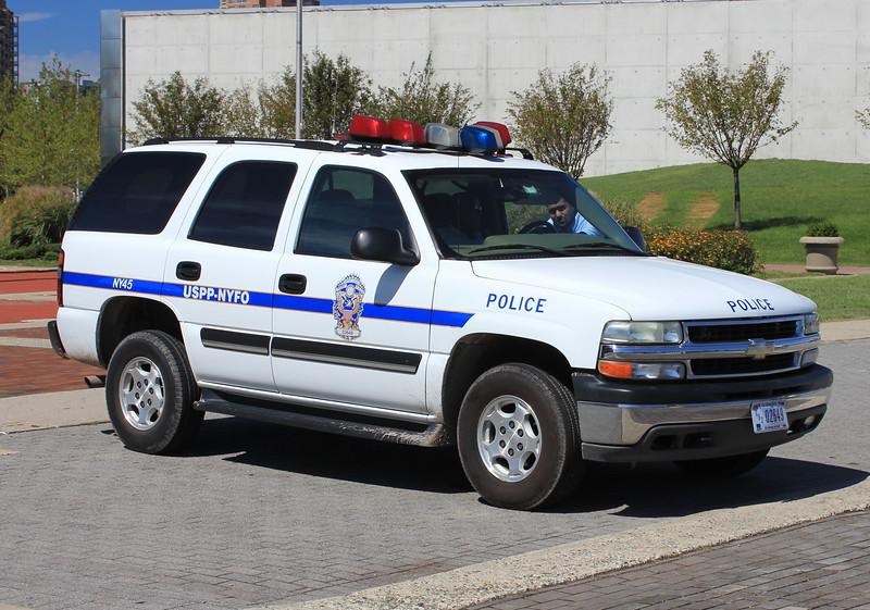 US Park Police NY45 Chevy Tahoe (ps)