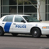 Homeland Security Federal Protective Service PD Ford Crown Victoria (ps)