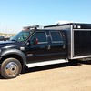 FBI Ford F550 Pierce