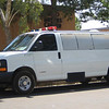 US Immigration P3257 Chevy 3500 Van