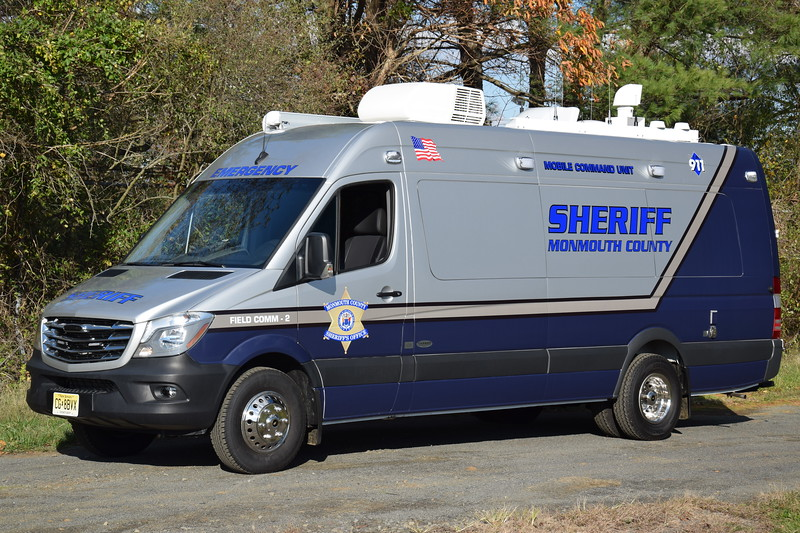 Monmouth County Sheriff's Office Field Comm 2