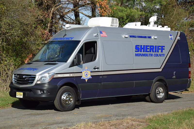 Monmouth County Sheriff's Office Field Comm 3