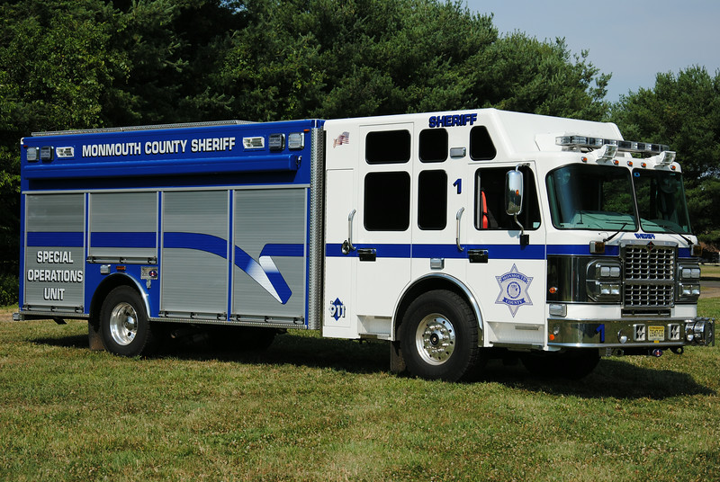 Monmouth County Sheriff's Office, Special Operations Unit 1