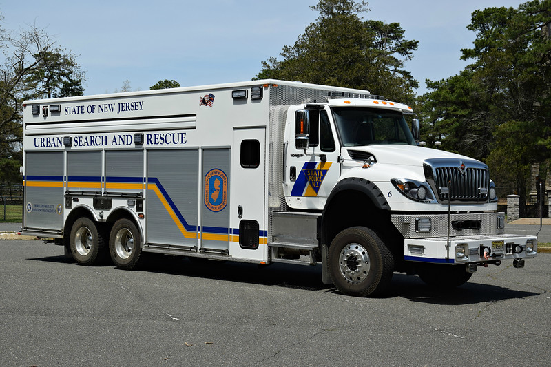 New Jersey State Police Task Force One, Truck 6
