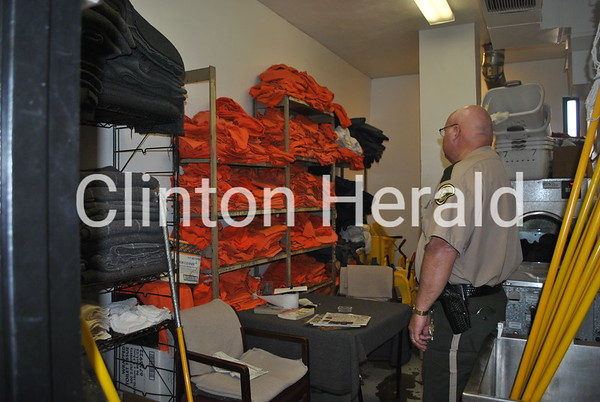 5-8-2013 Clinton County jail