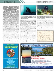 ...cont. Co-authored article in Midwest Dive News (September 2008 Issue)