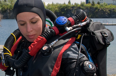 Optima rebreather demo