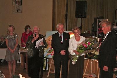 Honouring the major benefactor