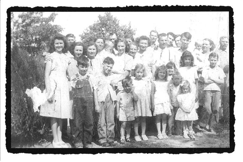 Zajac Family 1945