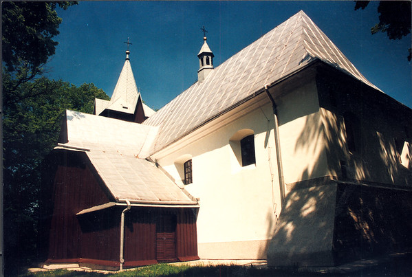 DOBRKOW - The Catholic Church.