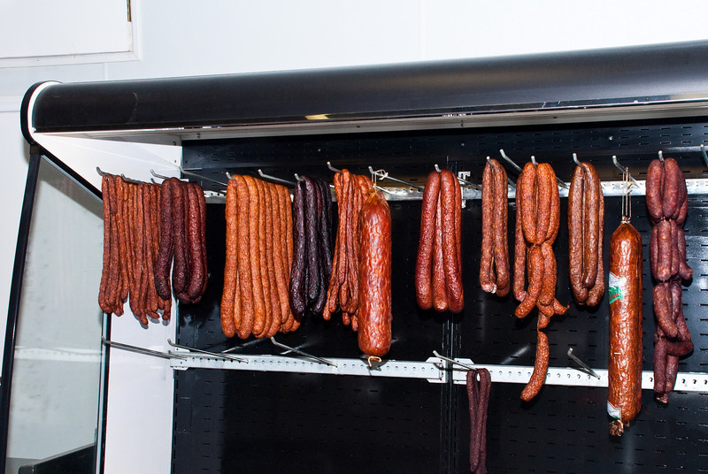 Delicious Polish Sausage