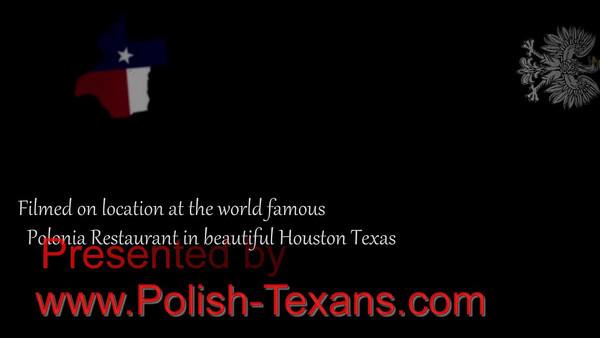 Party At Polonia  Polonia Restaurant Houston, Texas May 1, 2010