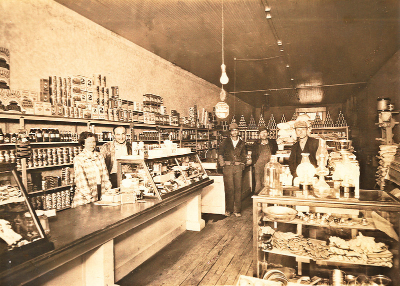V. T. Kotch Grocery Store Jan 25, 1937