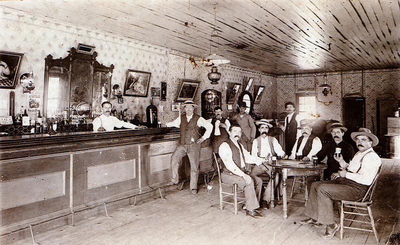 V. T. Kotch Saloon Dec 27, 1896