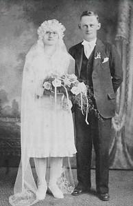 Stephan and Franciszka Jozwiak Mazurkiewicz