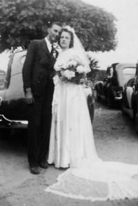 Marion Raymond and Josephine Ann Chmiel Klotz