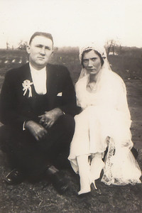 John W. and Julia (Lula) Krysinski Snider