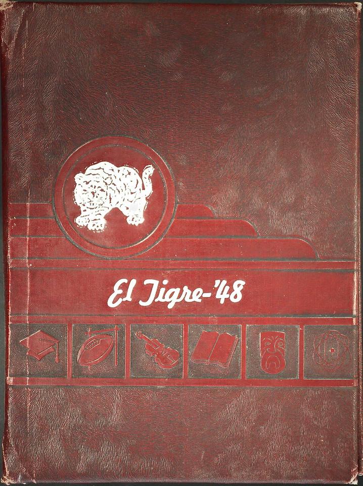 1948 Bremond High School Yearbook