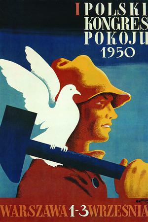 1st Polish Peace Congress, Warsaw - 1 Polski Kongres Pokoju, Warszawa<br /> <br /> Gronowski, Tadeusz, 1894-1990