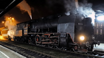 Poland - Wolsztyn steam, 2011