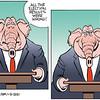 Bogus election logic?
