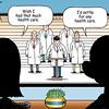 Bruce Plante Cartoon: Presidential Health Care