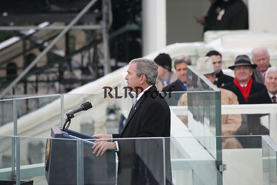 Bush Inaug Address 2005